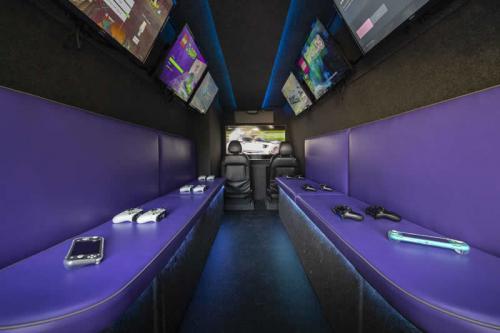 Gaming Bus Essex 2