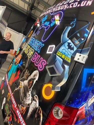 Gaming Bus Essex 3